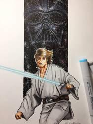 Luke Skywalker / Vader