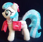 SOLD MLP Coco Pommel Plush By Ponypassions