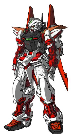 MBF-M2 M2 Astray by RedZaku
