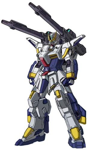 GAT-X231 Weiss Calamity Gundam by RedZaku