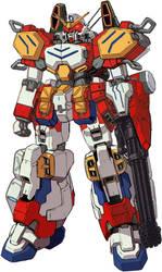 XXXG-01H Gundam Heavyarms SAGULUM by RedZaku