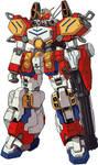 XXXG-01H Gundam Heavyarms SAGULUM