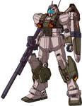 RGM-86RV GM III Semi-Seeker w/Weapons