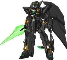 OZ-13MS(B) Epyon Black (BFWS) by RedZaku