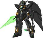 OZ-13MS(B) Epyon Black (BFWS)