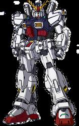RX-178GP01 Gundam Zephyranthes Mk II by RedZaku