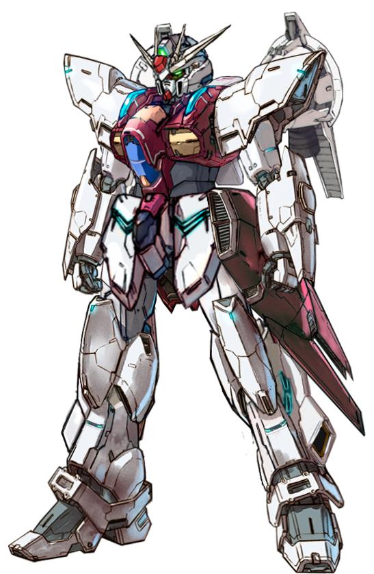 GBFN-001Y Gundam Nephylim by RedZaku