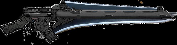 Gunblade: Apocalypse by RedZaku