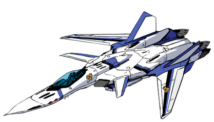 VF-29F Joyeuse by RedZaku