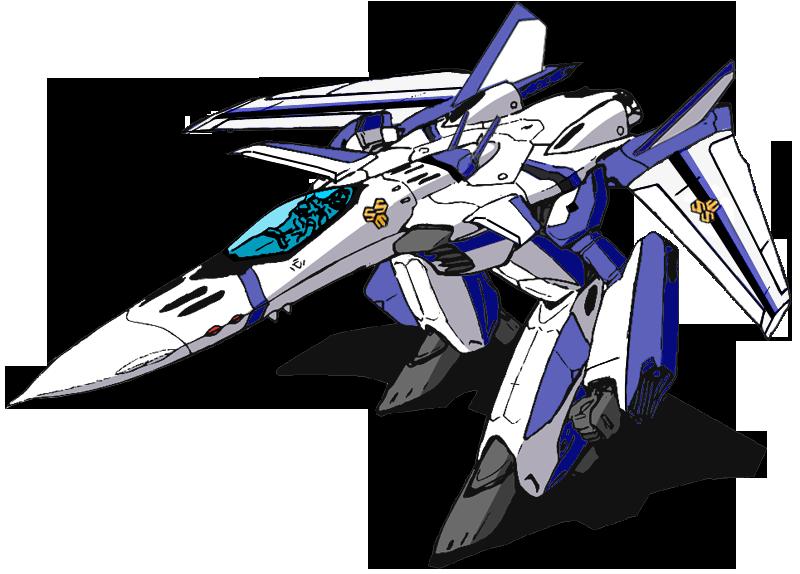 VF-29F Joyeuse GERWALK mode by RedZaku