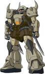 YMS-07D Desert Gouf