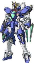 ARZ-01 Graze Gundam by RedZaku