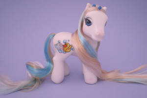 My Little Pony Fizzy Duck 4 by eponyart