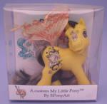 OOAK My Little Pony Death Cap
