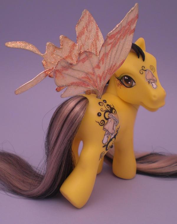 My Little Pony Death Cap by eponyart