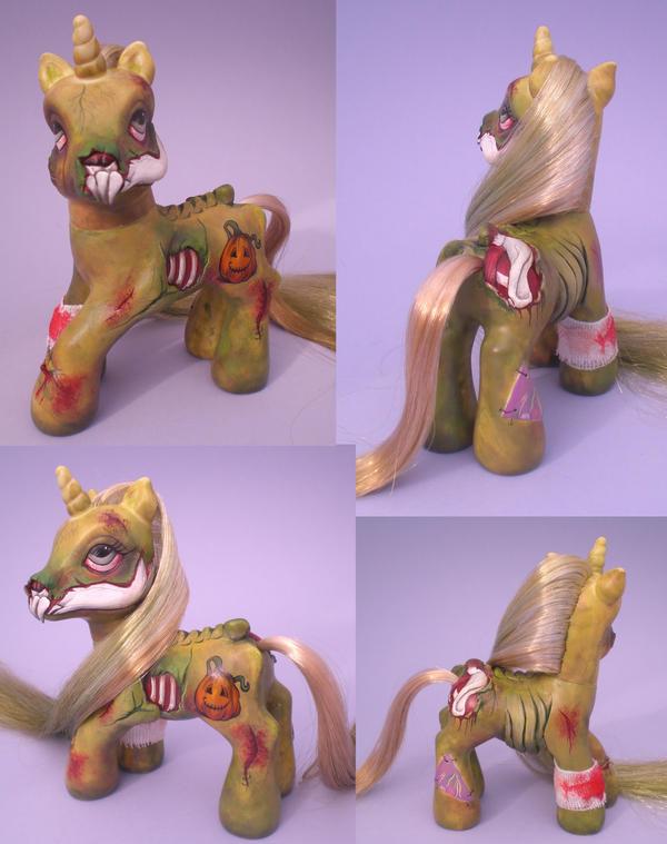 Custom MLP Zombie Corpsey by eponyart