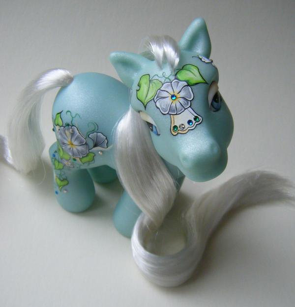 My Little Pony Morning Frost by eponyart