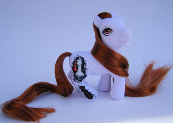 OOAK MLP Breaking Dawn by eponyart