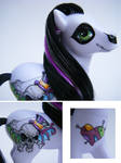 My Little Pony Voodoo Details