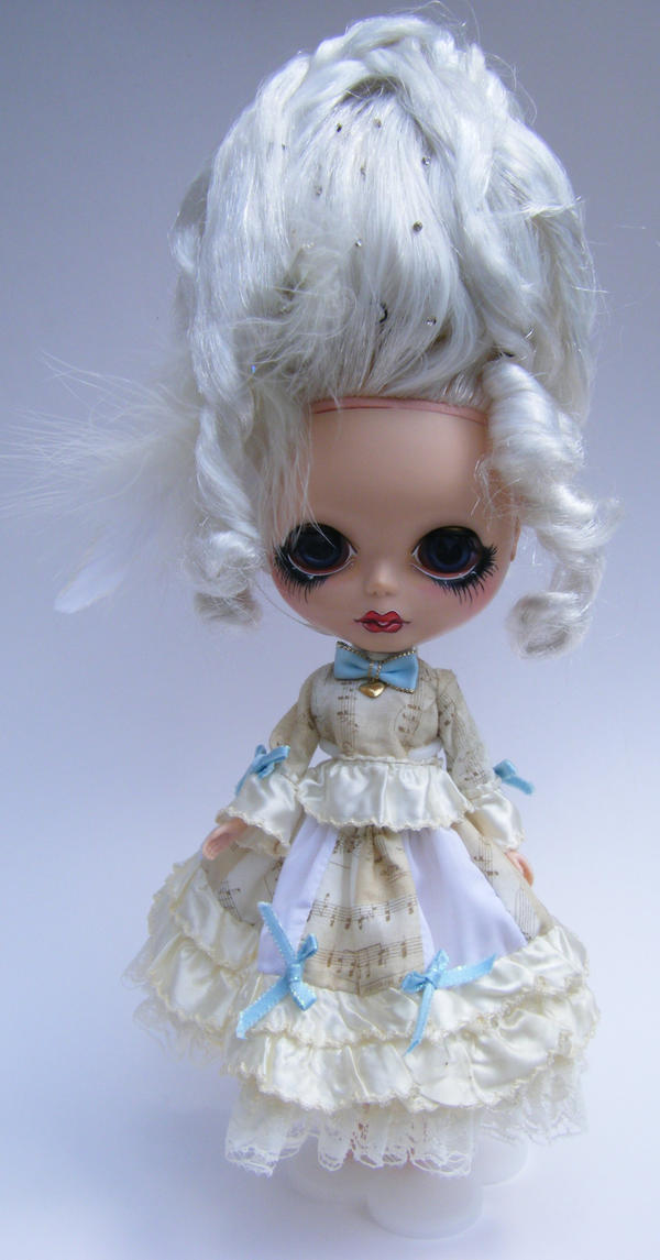 OOAK Blythe Doll Marie by eponyart