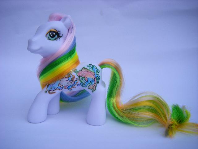 My Little Pony Koi by eponyart