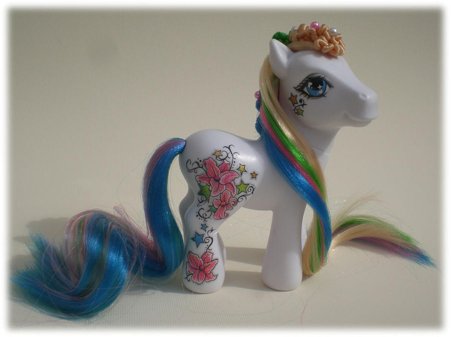 My Little Pony OOAK Star Gazer by eponyart