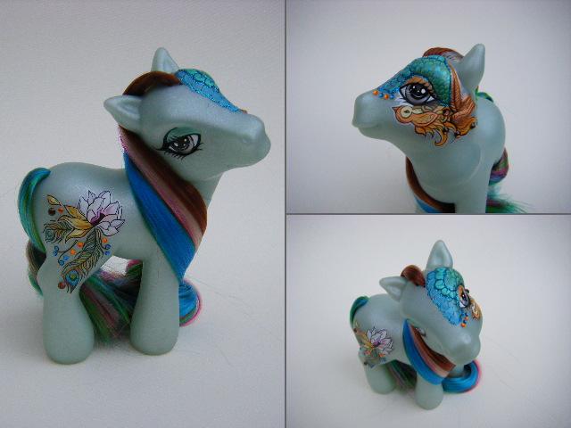 My Little Pony Custom Perot by eponyart