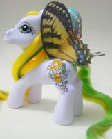 Custom My Little Pony Jonquil by eponyart