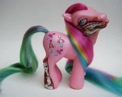 My Little Pony Umbrella Pony by eponyart