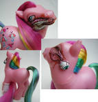 Custom Umbrella Pony Details