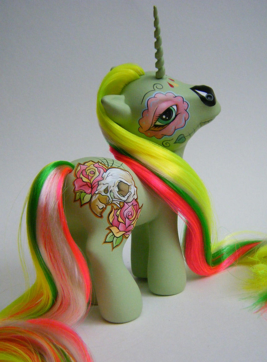 My Little Pony DotD Mimic by eponyart