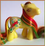 My little Pony G3 Chilli Pepper