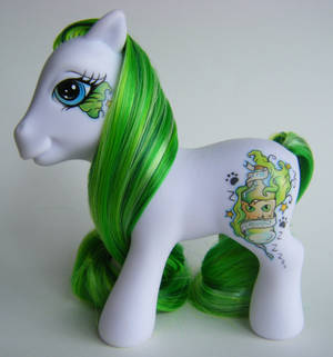 My Little Pony Absinth Dreaming