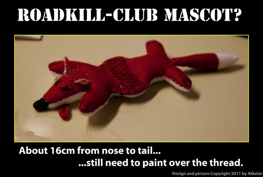 Roadkill Club Mascot