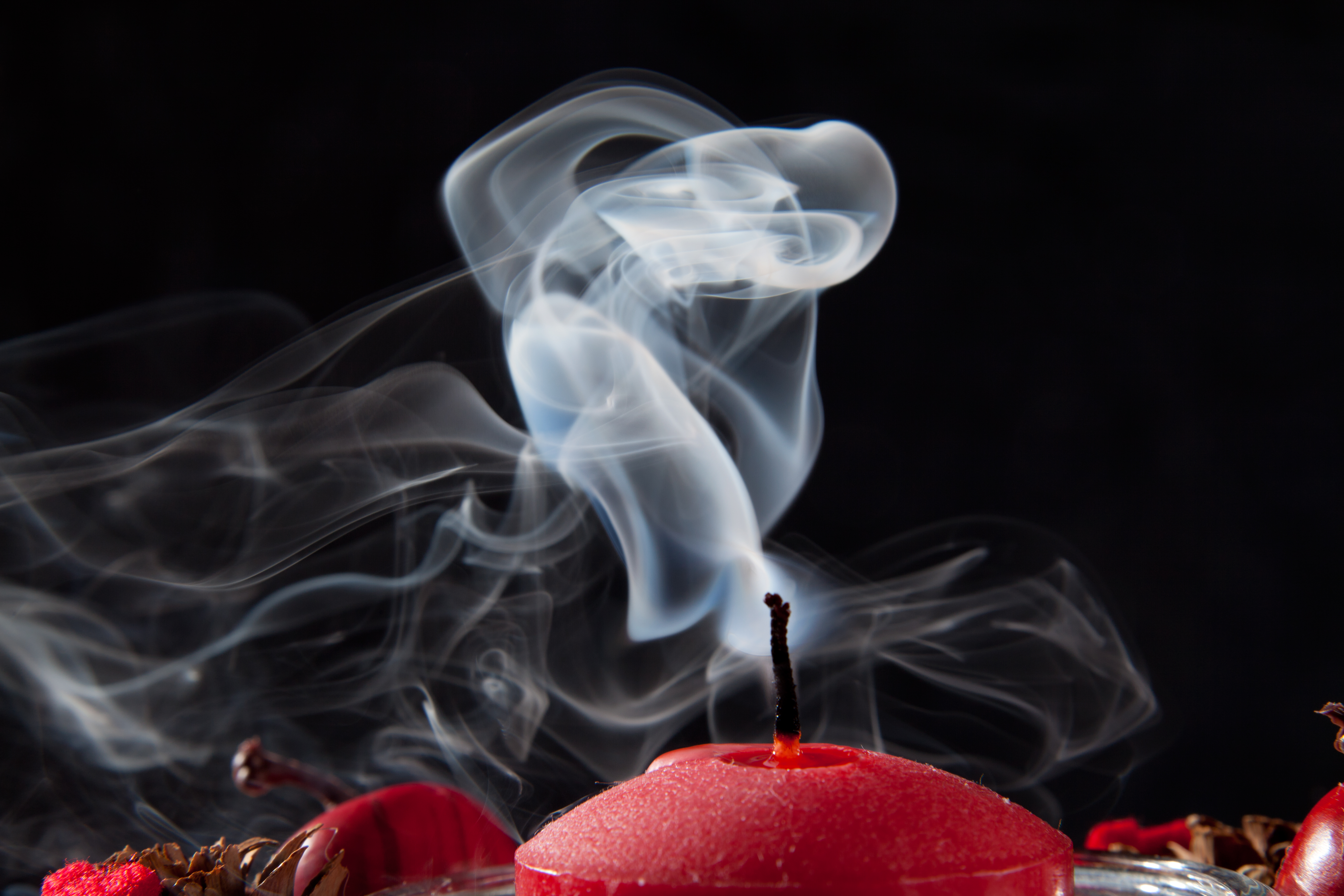 Smoking Candle by Atkelar on DeviantArt for Candle Smoke Photography  565ane