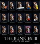 The Bunnies - Poster III