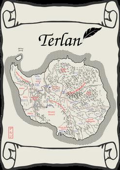 The Map of Terlan