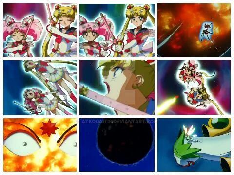 Sailor Moon Super S Black Dream Hole (part.13) by Atkocaitis
