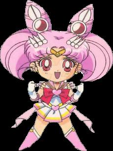 Chibi Super Sailor Chibi Moon by Atkocaitis