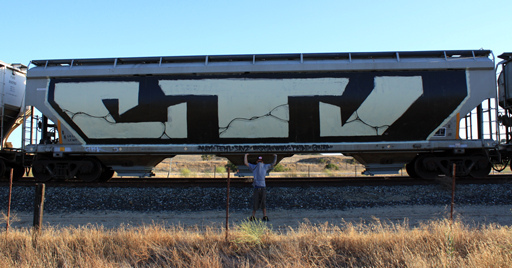 CTV Train Roller Piece by Gcrackle1