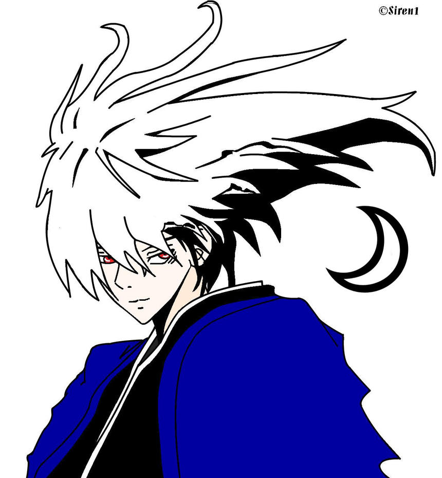 Rikuo Nura - Nurarihyon No Mago -colored- by Siren1