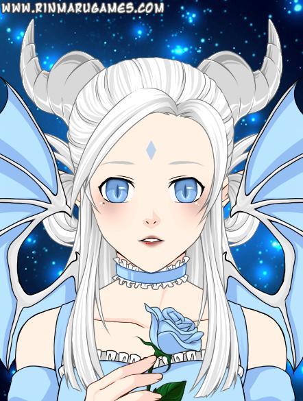 Yukina Silverheart by Siren1