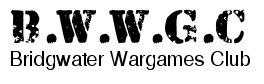 Bridgwater Wargames Club Logo by ajb-2k3