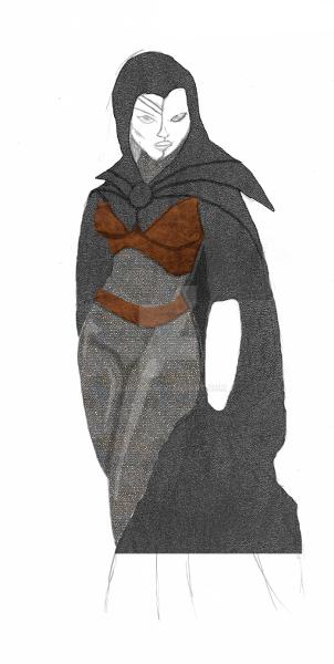 Work in progress character. by ajb-2k3