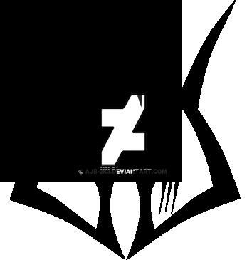 New Wolf Logo I'm working on. by ajb-2k3