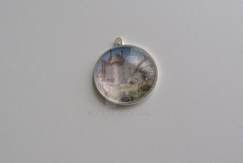 St Michaels Mount Cabochon by ajb-2k3