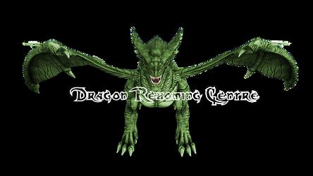 Green Dragon Test Edit. by ajb-2k3