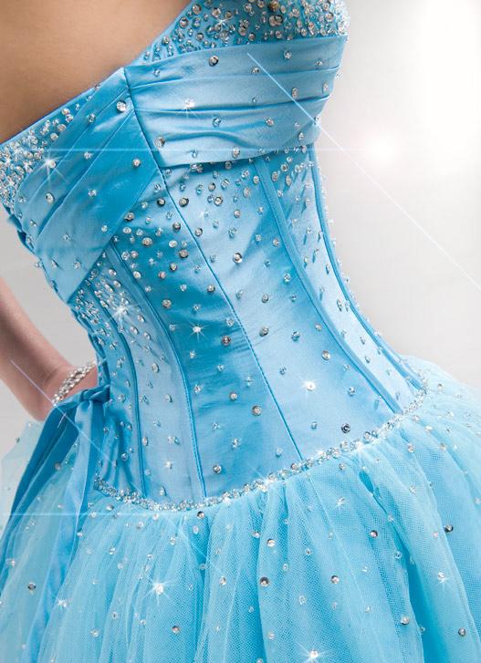 Lauren Prom Dresses Corset by Vicster83