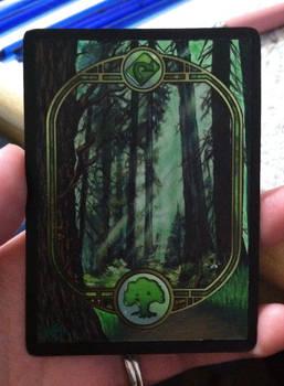 Unglued Forest Alter