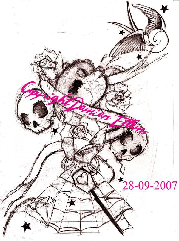 Skulls and roses tattoo studio